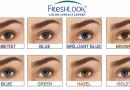 Freshlook Lenslerimizin Renkleri