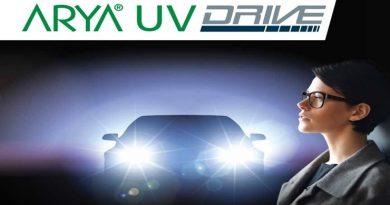 sürücüler için özel cam uv drive