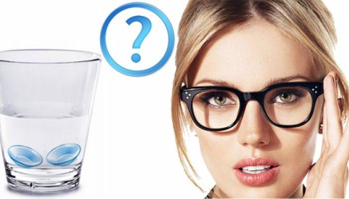 Gözlük ve lens hakkında önemli bilgiler
