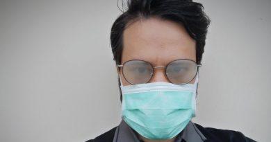 Maske Takınca Buğulanma Problemi Çözümü.